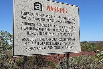 History of asbestos in Australia