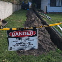 Asbestos fence removal What to expect on the day.