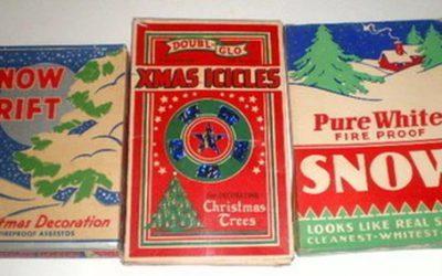 Asbestos and Christmas