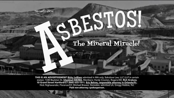 15 Products you won't believe asbestos was used in!