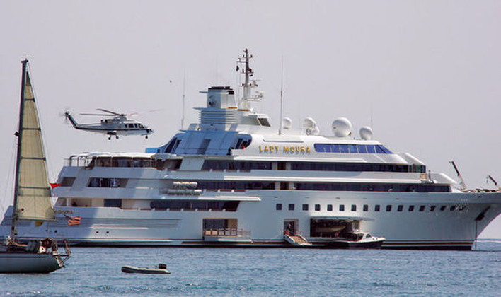 Super Yachts and Asbestos What You Need To Know