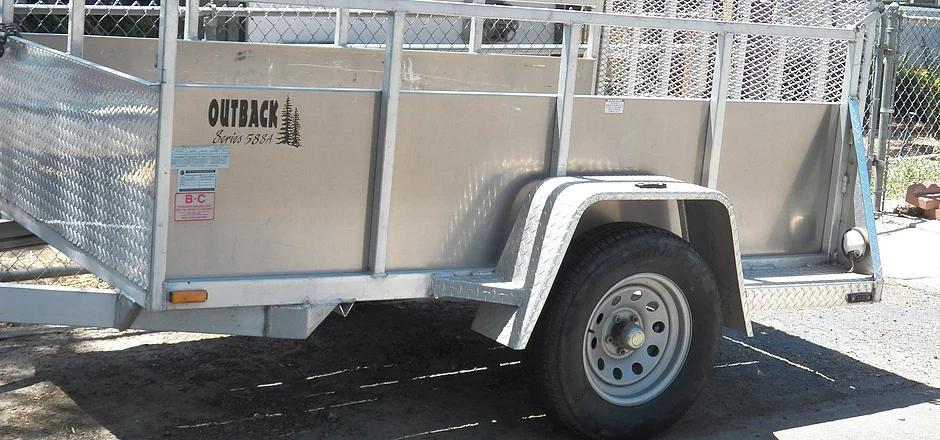 Asbestostransport 2 - Asbestos Pick Ups and Transport