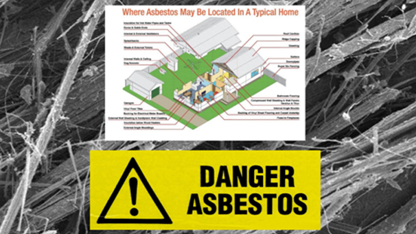 Two Things you wish you knew about asbestos before buying an older house.